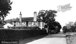 Addlethorpe, The Kings Head c.1955