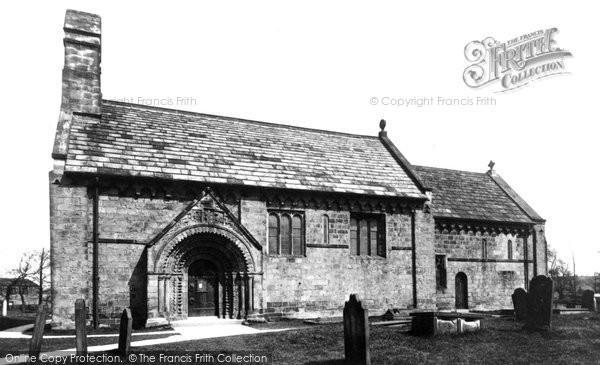 Photo of Adel, Church Of St John The Baptist 1891
