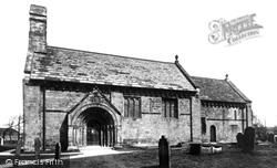 Adel, Church Of St John The Baptist 1891