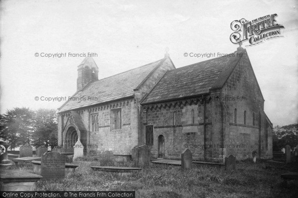 Photo of Adel, Church Of St John The Baptist, South East 1888