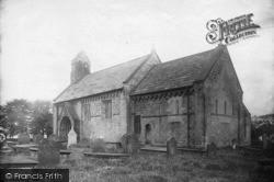 Adel, Church Of St John The Baptist, South East 1888