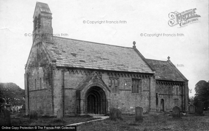Photo of Adel, Church Of St John The Baptist, South West 1888