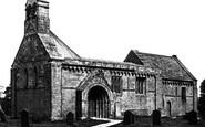 Adel, The Church Of St John The Baptist c.1871