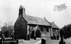 Adel, The Church Of St John The Baptist c.1965