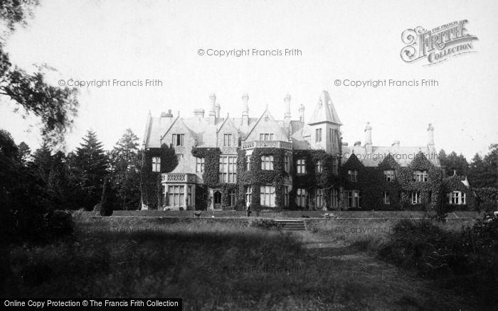 Photo of Adhurst St Mary, 1898