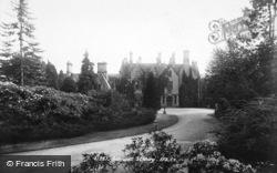 Adhurst St Mary, 1898