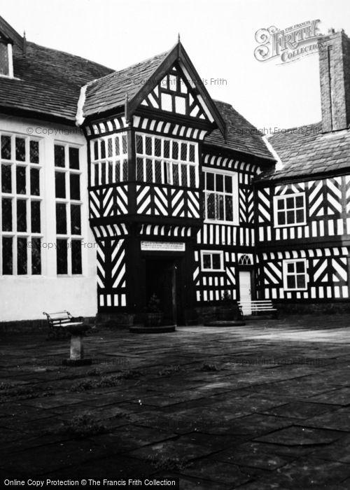 Photo of Adlington, Adlington Hall 1953