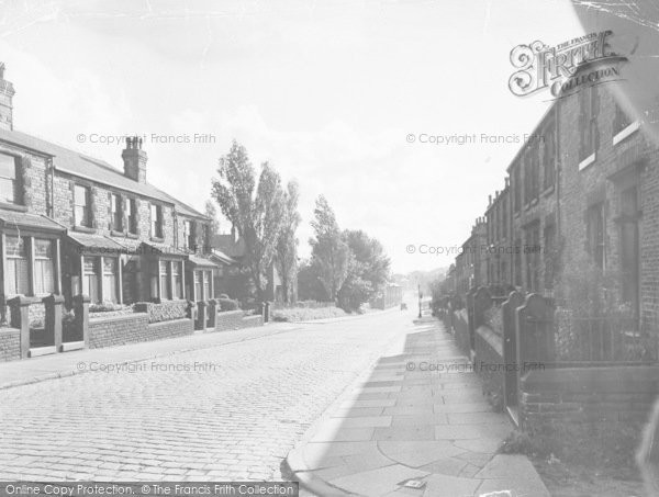 Photo of Adlington, Babylon Lane c.1960