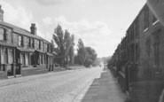 Adlington, Babylon Lane c.1960