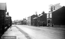 Adlington, Bolton Road c.1955