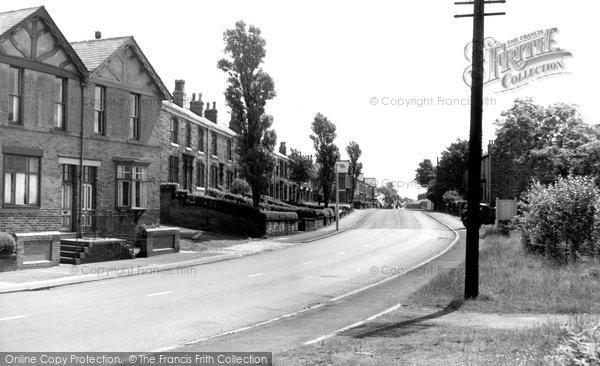 Photo of Adlington, Bolton Road c.1960
