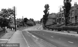 Bolton Road c.1960, Adlington
