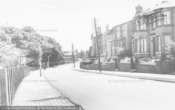Photo of Adlington, Bolton Road c.1960