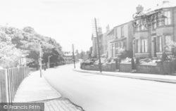 Adlington, Bolton Road c.1960
