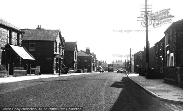 Adlington, Chorley Road c1955