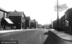 Adlington, Chorley Road c.1955