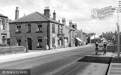 Chorley Road c.1955, Adlington