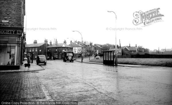 Adlington, Market Place c1955