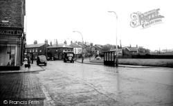 Market Place c.1955, Adlington
