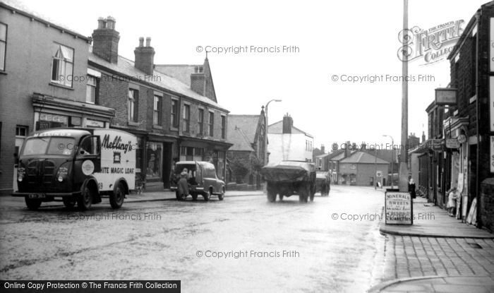 Adlington, Market Street c1955