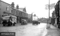 Market Street c.1955, Adlington