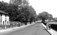 Adlington, Railway Road c1955