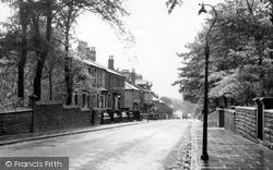 Adlington, Railway Road c.1955