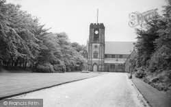 St Paul's Church c.1955, Adlington