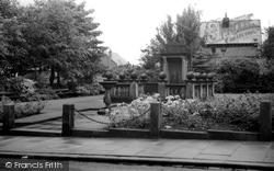 Adlington, The Memorial c.1955