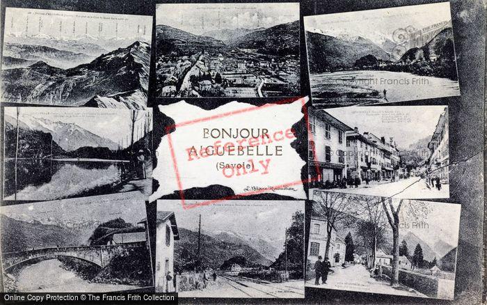 Photo of Aiguebelle, Composite c.1910
