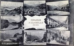 Composite c.1910, Aiguebelle