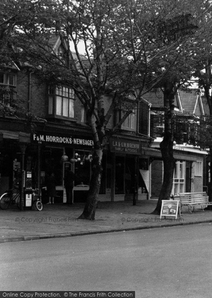 Photo of Ainsdale, Local Shops c.1965