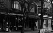 Ainsdale, Local Shops c.1965