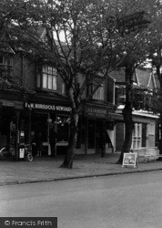 Ainsdale, Local Shops c.1965
