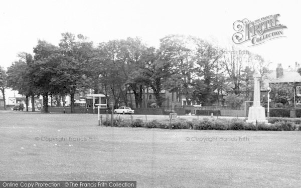 Photo of Ainsdale, The Green And Memorial c.1965