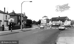 Ainsdale, The Roundabout c.1965