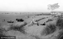Ainsdale, The Sandhills c.1965