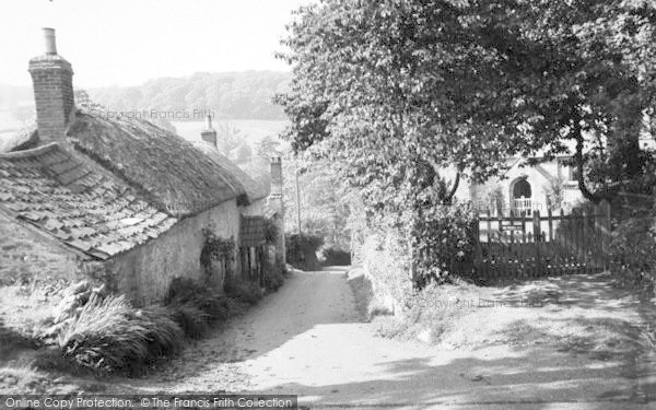 Photo of Aisholt, In The Quantocks c.1960