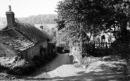 Aisholt, In The Quantocks c.1960