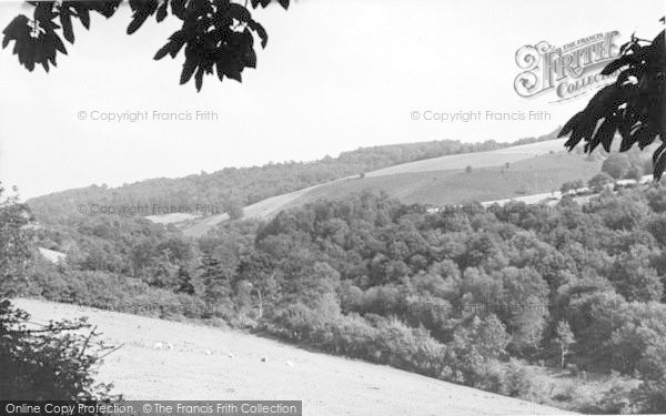 Photo of Aisholt, The Quantocks c.1960