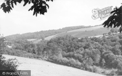 Aisholt, The Quantocks c.1960