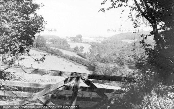 Photo of Aisholt, The Quantocks c.1960