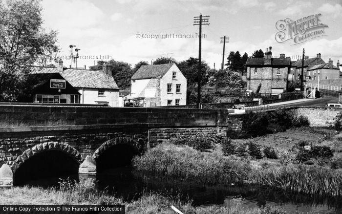 Photo of Aiskew, The Bridge c.1960