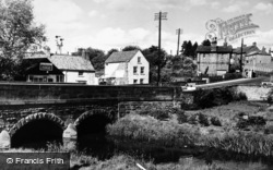 Aiskew, The Bridge c.1960