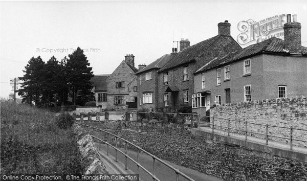 Aiskew, The Police Station c.1955