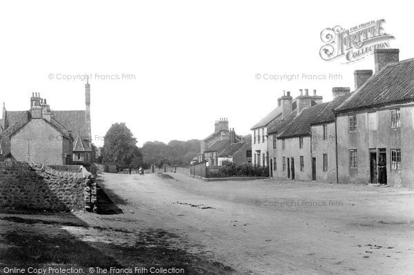 Photo of Aiskew, The Village 1900