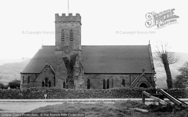 Aislaby, St Margaret's Church c.1955