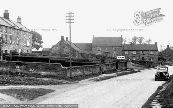 Aislaby, The Village c.1955