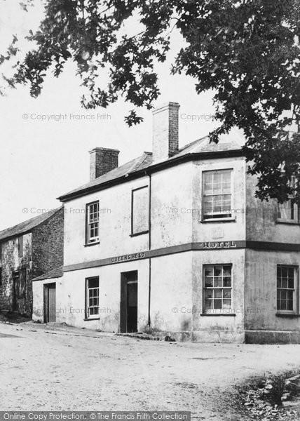 Photo of Albaston, Queen's Head Hotel 1908