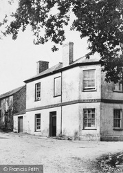 Albaston, Queen's Head Hotel 1908